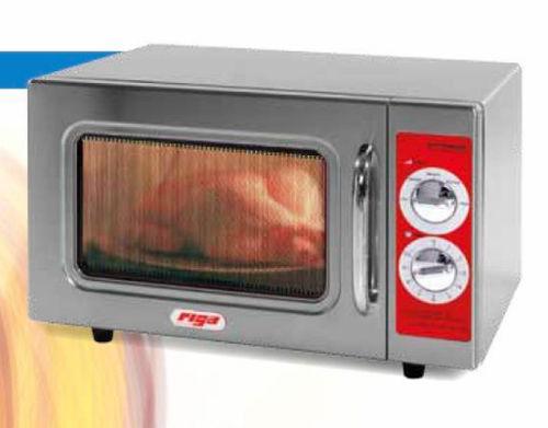 Profi-Ofen / elektrisch / frei verlegbar / Mikrowellen
