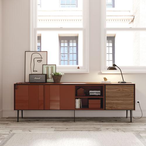 modernes Sideboard - VIVE - MUEBLES VERGE S.L.