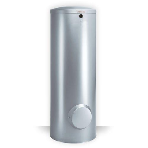bodenstehender Warmwasserspeicher / vertikal / für professionellen Gebrauch / Wohnbereich