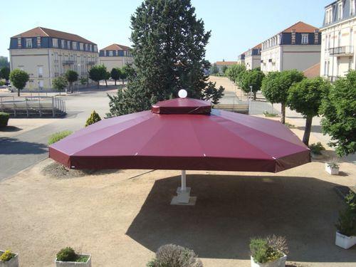 Objektmöbel-Sonnenschirm