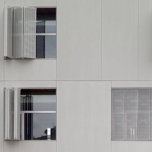 Tür für Innenbereich / faltbar / Holz