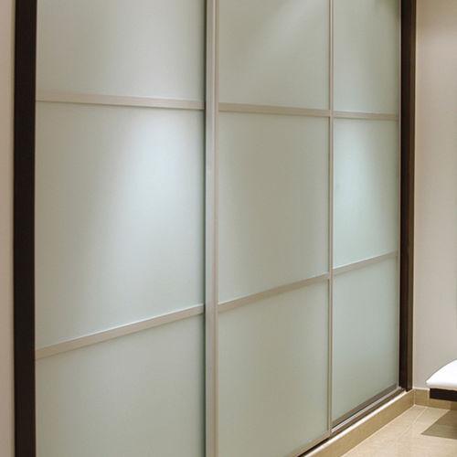 Tür für Wandschrank - SAHECO