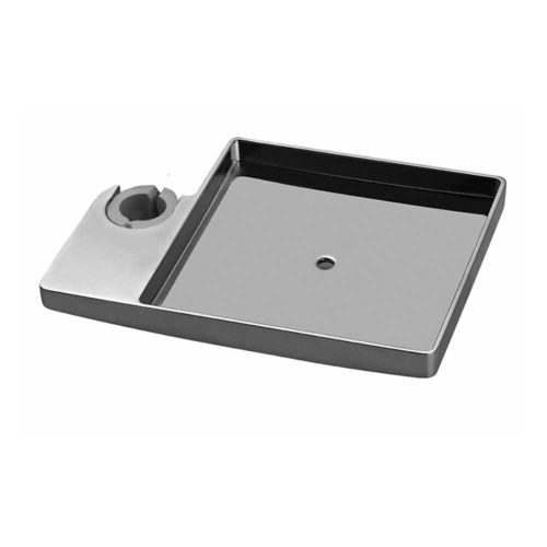 wandmontierter Seifenhalter / Metall