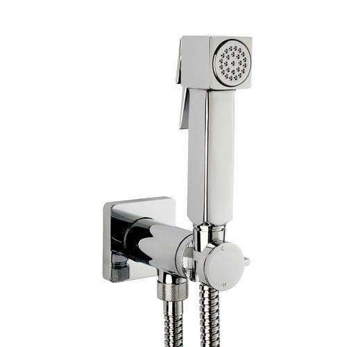 Duschsystem für Wandeinbau / modern / mit Handbrause