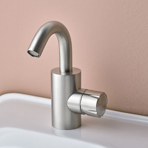 Einhebelmischer für Bidet / Edelstahl / Badezimmer / 1-Loch