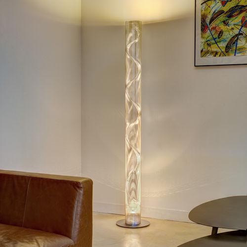 moderne Leuchtsäule - Thierry Vidé Design