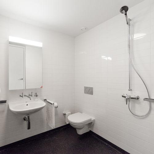 Fertigmodul für Bad