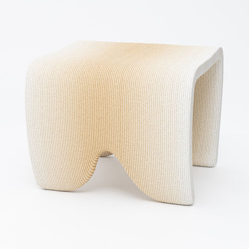 moderner Hocker - Philipp Aduatz