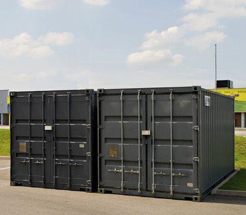 Baucontainer für industrielle Nutzung