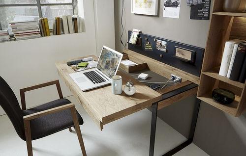 Schreibtisch aus Eiche / modern