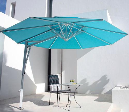 abgesetzter Sonnenschirm / für Bar / für Schwimmbäder / für Hotels