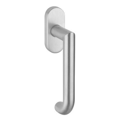 Fenstergriff / Edelstahl / polierter Edelstahl / lackierter Edelstahl
