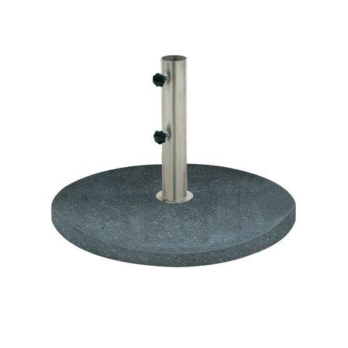 Granit-Sonnenschirmständer