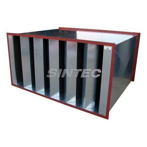 Schalldämpfer für Ventilationsöffnungen