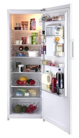 Schrank-Kühlschrank / weiß / mit Wasserspender