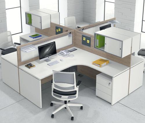 Schreibtisch für Open Space - ALEA