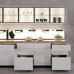 Küchen-Hochschrank