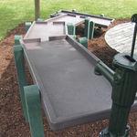 Wasserspielgerät für Spielplätze / für Aquapark