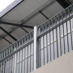 Zaun für öffentliche Bereiche