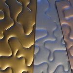Struktur-Metallblech