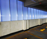 plane Polycarbonat-Platte / für Dächer / für Fassadenverkleidung / für Trennwandsysteme