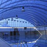 Polycarbonat-Dach