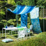 Möbelstoff / Gardinen / für Sonnenschutz / Motiv