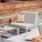 Möbelstoff / uni / Batyline® / für den Außenbereich