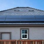 Dachziegel für Photovoltaik-Modul