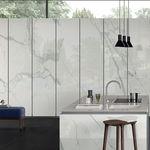 Feinsteinzeug-Steinplatte / für Fußböden / für Innenausbau / für Fassaden