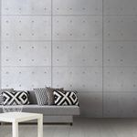 Verkleidungspaneel / Beton / für Möbel / zur Wanddickenmessung