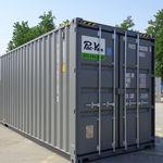 Industrie-Containeranlage