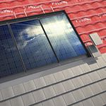 planer Thermischer Sonnenkollektor