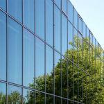 Float-Flachglas / Sonnenschutz / für Fassaden / für Fenster