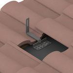 Haken für Dachziegel