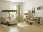 Kinderzimmer / lackiertes Holz / MDF / aus Kiefer / unisex