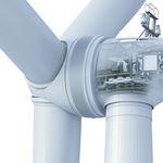 Horizontalachsen-Windkraftanlage
