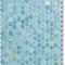 Innenraum-Mosaikfliese