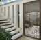 HPL-Geländer / Platten / Außenbereich / für Treppen