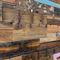 Verkleidungs-Dekorplatte / aus Holz / zur Wanddickenmessung / strukturiert