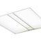 Leuchte für Deckeneinbau / LED / quadratisch / aus Acryl