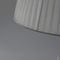 Tischgerät-Lampe / modern / geblasenes Glas / nach Maß