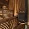 Objektmöbel-Sauna