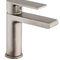 Einhebelmischer für Waschtisch / verchromtes Metall / für Badezimmer / 1-Loch