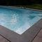 einteiliges Schwimmbecken