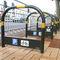 Fahrradständer / verzinkter Stahl / Edelstahl / für öffentliche Bereiche