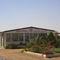 Fertigbau-Gebäude / Metall / Stahlrahmen / für Krankenhäuser