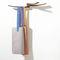wandmontierter Garderobenständer / originelles Design / Holz / von Studio Lievore Altherr Molina