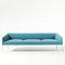 modernes Sofa / Leder / Stoff / von Lievore Altherr Molina