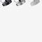 Deckenleuchte / originelles Design / rund / Metall / LED